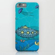 Nautilus under the sea iPhone 6s Slim Case