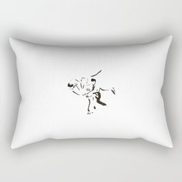 Aikido Series - 2 Rectangular Pillow