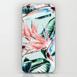 Pattern botanical iPhone Skin