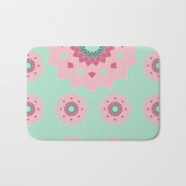 Lotus Flower Bath Mat
