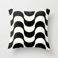 rio Throw Pillows featuring Rio by Fabiano Souza