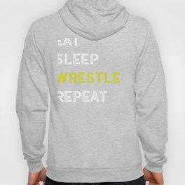 Wrestling Design Wrestler Gift School Wrestlers Image Hoody