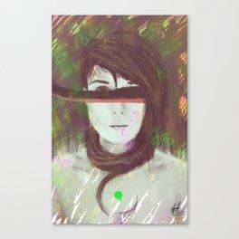Digital Origin  Canvas Print