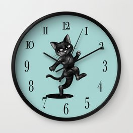 Run happily Wall Clock