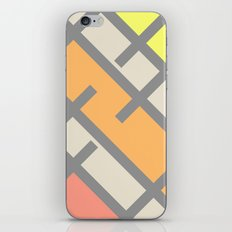 Saltwater Taffy iPhone & iPod Skin