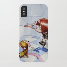 In the intimacy iPhone Case