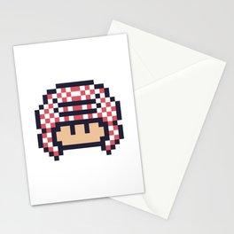 gulfi mushroom Stationery Cards