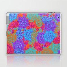 vibrant paisley Laptop & iPad Skin
