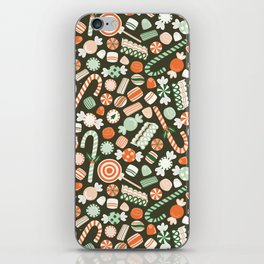 Christmas Candy iPhone Skin
