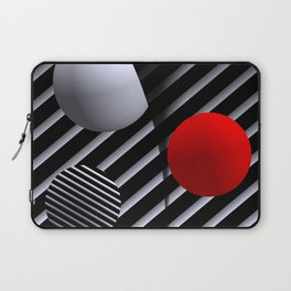opart balls -2- Laptop Sleeve