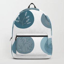 Ikigai patterns Backpack