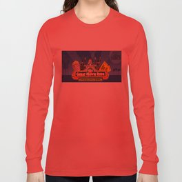 The Great Movie Ride Long Sleeve T-shirt