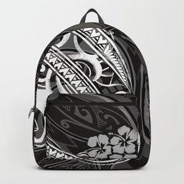 Samoan - Hawaiian - Polynesian Tribal Threads Backpack