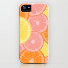 Citrus State of Mind iPhone Case