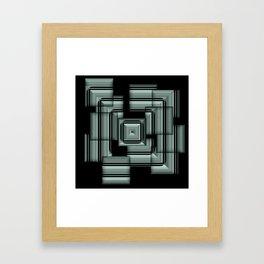 Beveled Framed Art Print