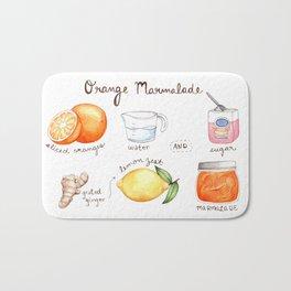 Marmalade Bath Mat