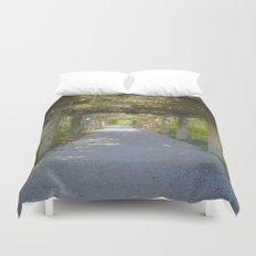 Perfect pathway Duvet Cover