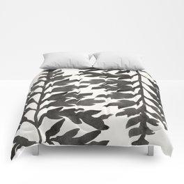 Black Fern Comforters