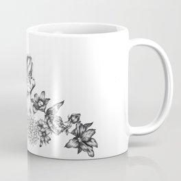 romantic skull Coffee Mug