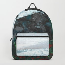 Where the roses grow Backpack