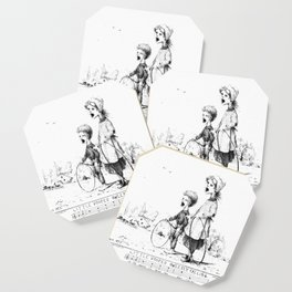 Little Voices Sweetly Calling Coaster