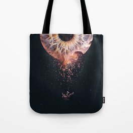 Everything is an illusion Tote Bag