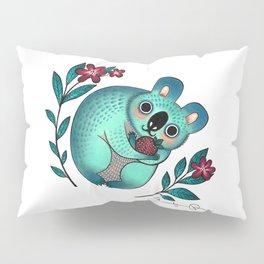 Love You Berry Much Pillow Sham