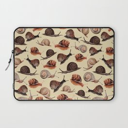 A Slew Of Snails Laptop Sleeve