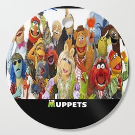 The Muppets Cutting Board