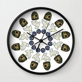 LAPUTA MANDALA Wall Clock