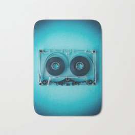 Audio Cassette III Bath Mat