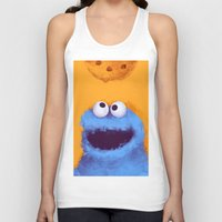 cookies Tank Tops featuring Cookies  by Lime