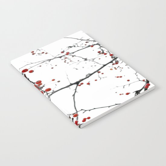 Little Red Kisses Notebook