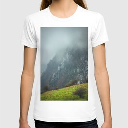Mountains landscape T-shirt