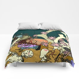 Cold Water Coral reef Comforters