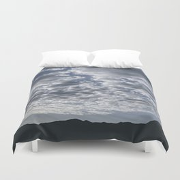 """Sunrise Horizon 3"" by Murray Bolesta! Duvet Cover"