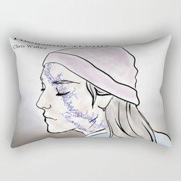 Evangeline Rectangular Pillow