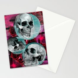 Long Nights Stationery Cards