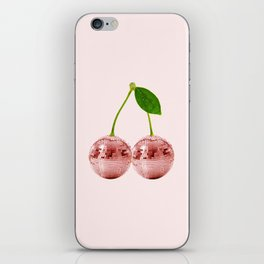 Disco Cherry iPhone Skin