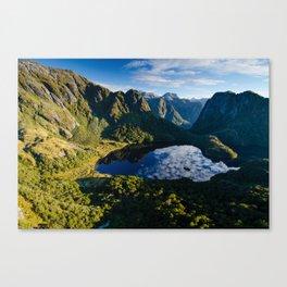 Fantastic Fiordland Canvas Print