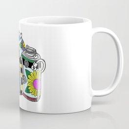 Flower camera Coffee Mug