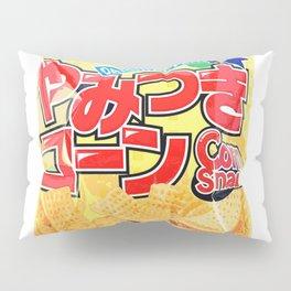 Corn Snacks SuperMarket Pillow Sham