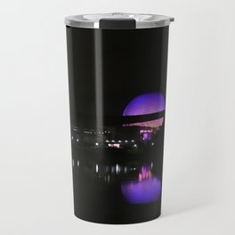 The Happiest Place On Earth Travel Mug