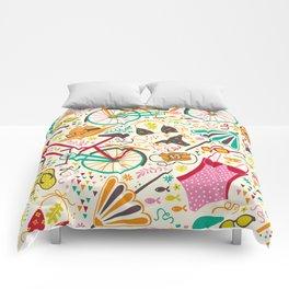 Seaside Cycle Comforters