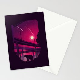 Over Passed Stationery Cards