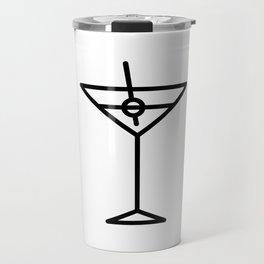 Martini Travel Mug