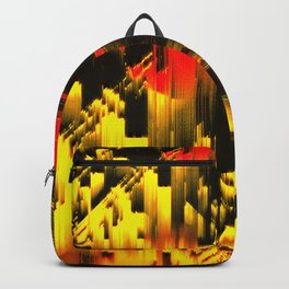 Memories And Fire Backpack