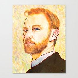 Vincent Van Gatiss Canvas Print