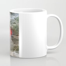 Rock Heart  Coffee Mug