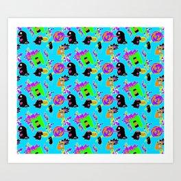 x0_rAwr_0x Art Print